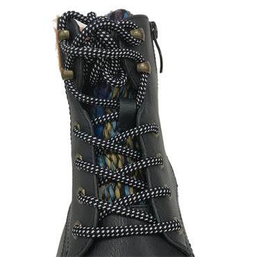 SUSST FERN CASUAL BOOT-Navy