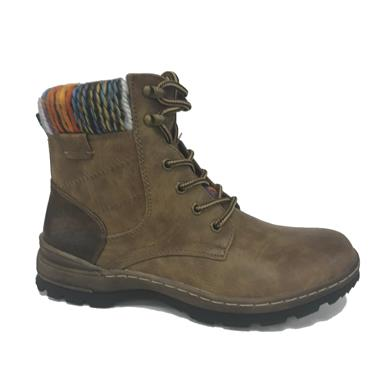 SUSST FERN CASUAL BOOT-TAUPE