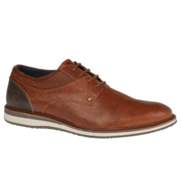 Escape Flona Casual Shoe-Brandy