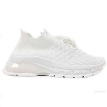Drilleys Fly Casual Shoe-White