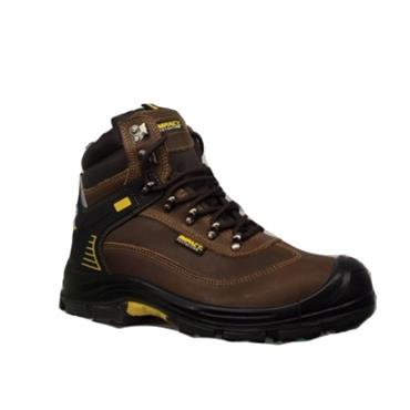 Impact Safety Foreman Workboot-BROWN
