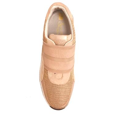 Tommy Bowe Casual Slip On Shoe-BLUSH