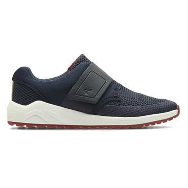 Clarks Frisby Ace Inf-Navy