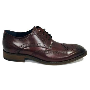 Escape Gatti Formal Shoe-Bordeaux