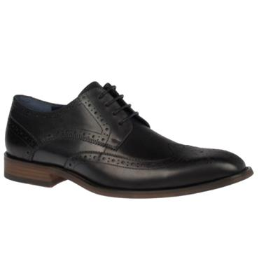Escape Gatti Formal Shoe-MARINE