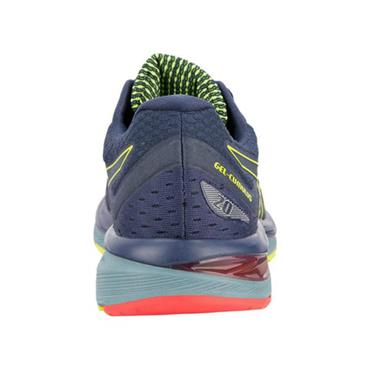 - Asics Gel Cumulus 20  1011A015 - Navy Lime