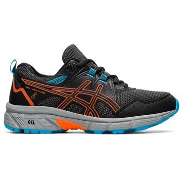 Mens Asics Gel Venture 8  1011A824-BLACK ORANGE