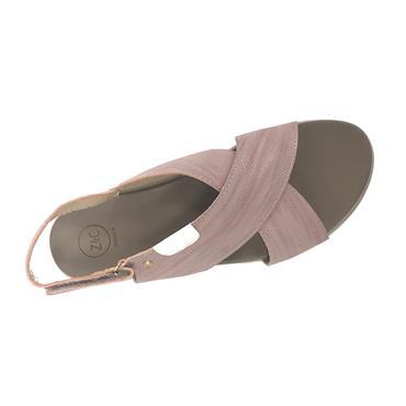 Zanni Gibeah Sandal-Pink