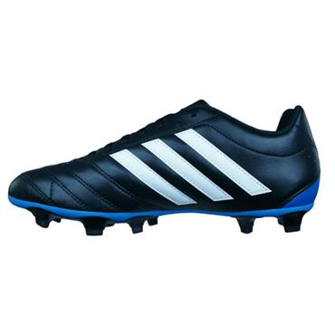 Adidas Goletto  HG Football Boots-BLACK WHITE