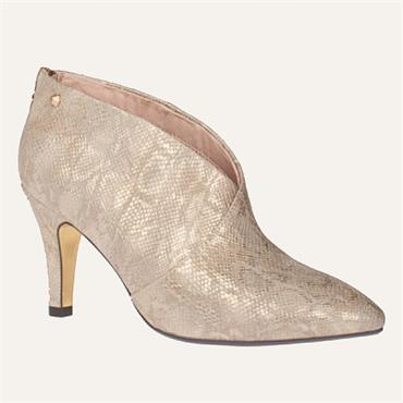 KA GRAYS HEEL BOOT-GOLD
