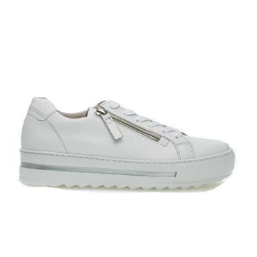 GABOR HAAGEN CASUAL SHOE-White