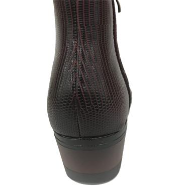 SUSST HAYLEY 21 BOOTS-MULBERRY