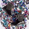 Lelli Kelly Jenny Lk7450 Boot-BLACK PATENT