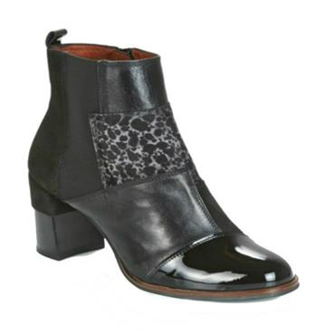 JULIETTE BOOT HISPANITAS-BLACK