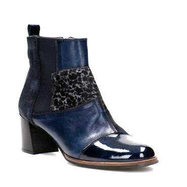 JULIETTE BOOT HISPANITAS-BLUE