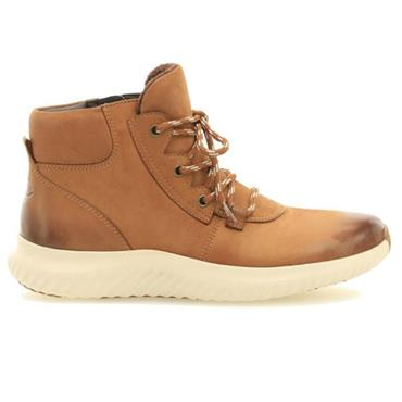 - GABOR JUSTINA LACE BOOT - CAMEL