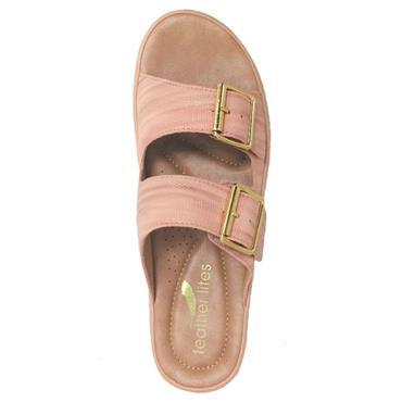 Feather Lites Karaj Sandal-Pink