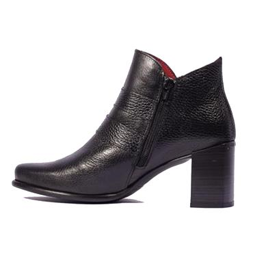 Jose Saenz Karina 7202-C Ankle Boot-BLACK