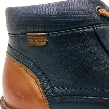 Brent Pope Kumara Boot-Navy
