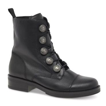 Gabor Lady 71.796 Ankle Boot-BLACK