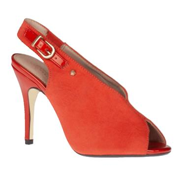 Kate Appleby Langarth Shoe-CORAL