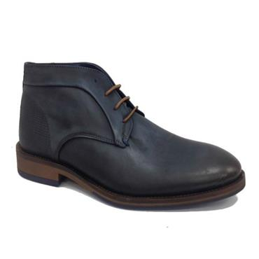 LEESTON POPE BOOT - French Blue