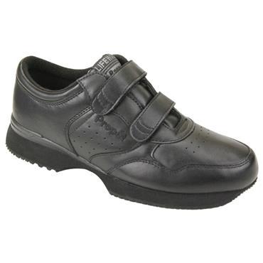 Propet Lite Walker Velcro-BLACK