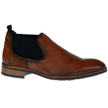Loburn Boot Brent Pope-COGNAC