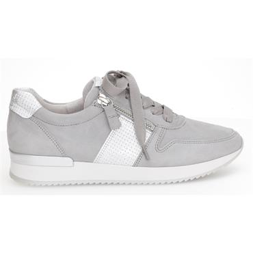 LULEA GABOR TRAINER-LIGHT GREY