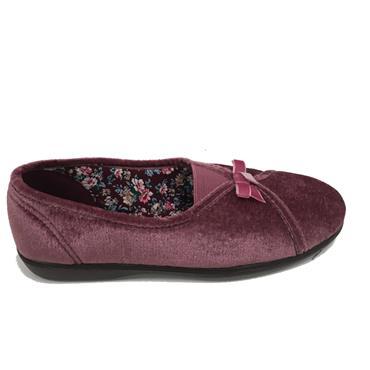 Four Seasons Maisie Ladies Slipper-Pink