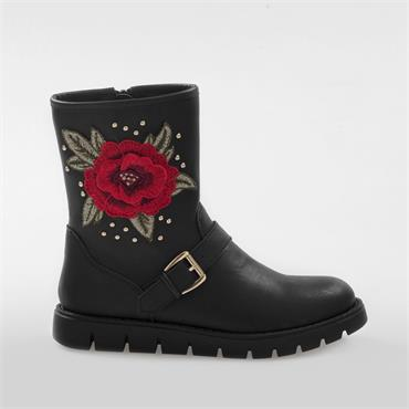 Lelli Kelly Matilde Lk7452 Boot-BLACK