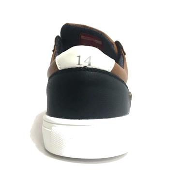 Tommy Bowe Boys Casual Shoes-Storm