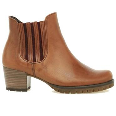 GAABOR MERMAID BOOT 36.654-COGNAC