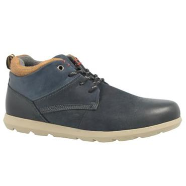 MGNO582 MORGAN BOOT-Navy