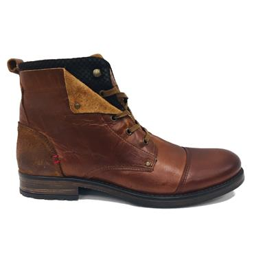 Morgan & Co Mgno662 Boot-COGNAC