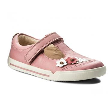 Clarks Mini Blossom-Baby Pink