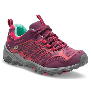 Merrell Moab Low Trainer-BERRY