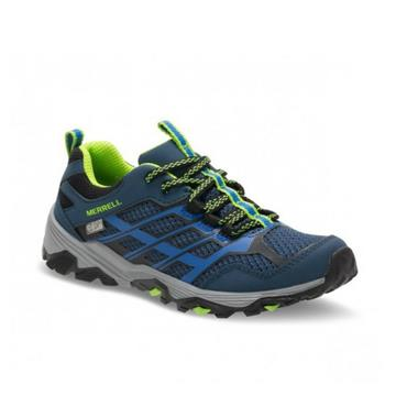 Merrell Moab Low Trainers-Navy