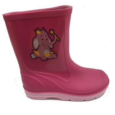 NELLIE GIRLS WELLIE-Pink