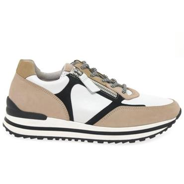 Gabor Nepal 46.525 Casual Trainer-Rose White