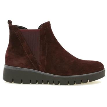 GABOR NINA 32.851 ANKLE BOOT-BURGUNDY
