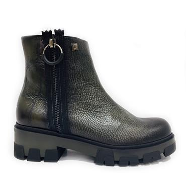 Jose Saenz Noelia 3006-C-K Ankle Boot-GREEN