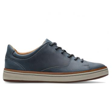 - Clarks Norsen Lace - NAVY
