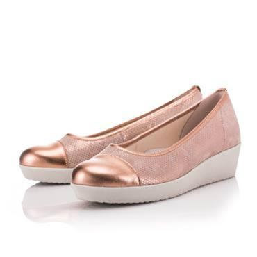 GABOR ORIENT WEDGE  86.471.22-Metallic