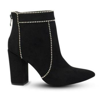 - Out The Door UH Boot - BLACK