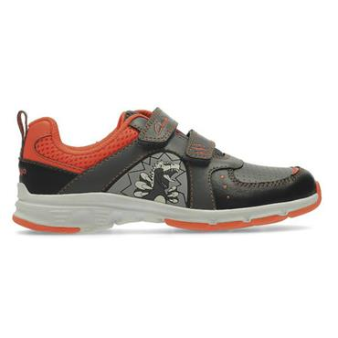 Clarks Pass Roar Inf-ORANGE