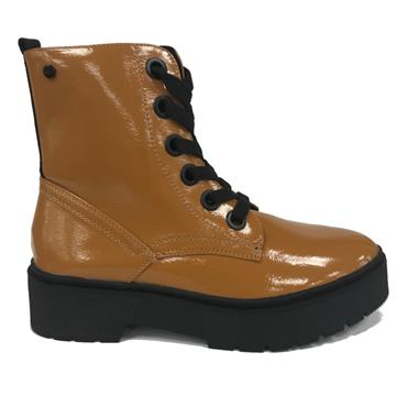 Tommy Bowe Pearse Ankle Boot-Butterscotch