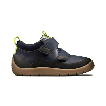 Clarks Play Hike T-Navy Leather