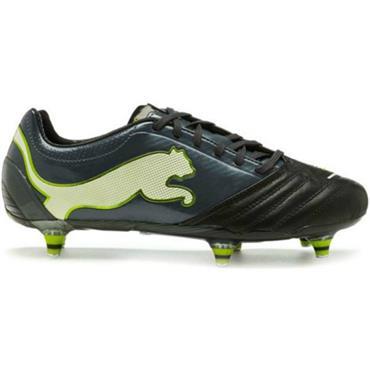 - Puma Powercat Football Boots Studs - BLACK