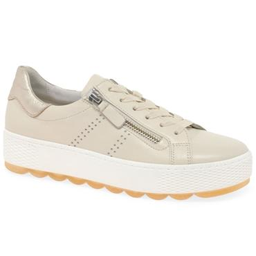 Gabor Quench Casual Shoe-BEIGE